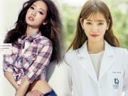 """Làm đẹp - Cách giảm cân thần tốc của """"bác sĩ"""" Park Shin Hye"""