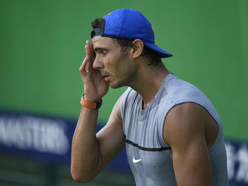 Shanghai Masters ngày 2: Mạnh mẽ lên, Nadal!