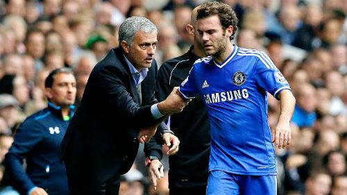 """Mata - Mourinho: Từ """"kẻ bị ruồng bỏ"""" đến """"vị cứu tinh"""""""
