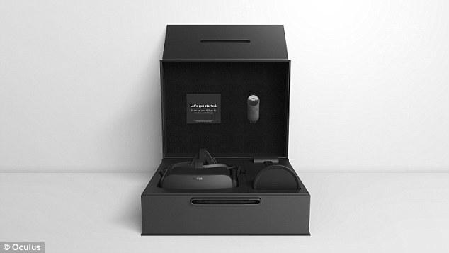 CEO Facebook giới thiệu phiên bản Facebook dành riêng cho VR Oculus Rift - 2