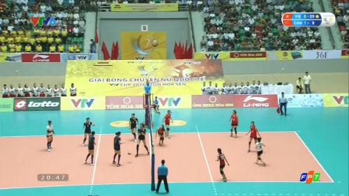 Việt Nam - U17 Trung Quốc: Ngược dòng ấn tượng (Bóng chuyền nữ VTV Cup)