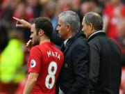 """Bóng đá - Mata - Mourinho: Từ """"kẻ bị ruồng bỏ"""" đến """"vị cứu tinh"""""""