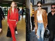 Thời trang - Mặc theo Gigi Hadid thì chẳng bao giờ lo lỗi mốt