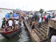 Tin tức trong ngày - Chìm tàu ở Cồn Cỏ: Tàu bị chìm không phải tàu chở khách