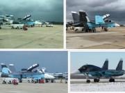 Thế giới - Sơn màu chiến đấu cơ giống Nga ở Syria, Mỹ âm mưu gì?
