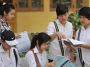 Giáo dục - du học - Đề thi minh họa THPT quốc gia 2017: Văn hoang mang, Sử bối rối…