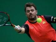 Thể thao - Shanghai Masters ngày 2: Wawrinka tiến bước, Berdych bị loại