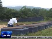 Video An ninh - Bí ẩn hàng trăm ngôi mộ bị đóng đinh ở Huế