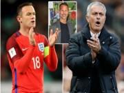 Bóng đá - MU: Giggs chỉ trích Mourinho làm hại Rooney