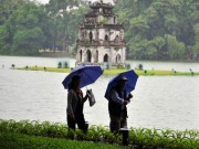 Tin tức trong ngày - Hà Nội đón không khí lạnh,TP.HCM nguy cơ ngập nặng