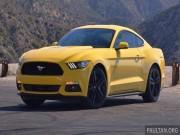Tư vấn - Ford Mustang tạm thời dừng sản xuất ở Mỹ