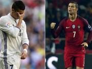"""Bóng đá - Tưng bừng ở tuyển, Ronaldo bị cầu """"hết đạn"""" về Real"""