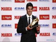 Bóng đá - QBV 2016: Lập kỷ lục mới, Luis Suarez chưa hết cơ hội