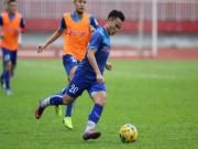 """Bóng đá - HLV Hữu Thắng chưa cho """"Ronaldo Việt"""" vào sân vì quá mập"""
