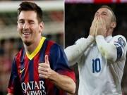 Bóng đá - Đội tuyển Anh cần lắm một Messi