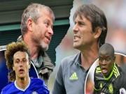 """Bóng đá - Chelsea: Khi Conte """"tuyên chiến"""" với Abramovich"""