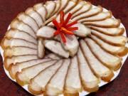 Ẩm thực - Lạ miệng với thịt heo khìa nước dừa