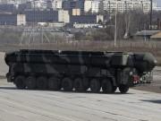 Thế giới - Nga thử 3 tên lửa đạn đạo tầm xa, sẵn sàng chiến đấu