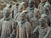 Thế giới - Tiết lộ chấn động về đội quân đất nung mộ Tần Thủy Hoàng
