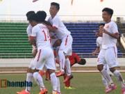 Lịch thi đấu bóng đá - Lịch thi đấu bán kết - VCK U19 châu Á 2016