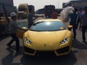 """Tin tức ô tô - HOT: Lamborghini """"giá rẻ"""" Huracan LP580-2 thứ 2 về Việt Nam"""