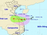 Tin tức trong ngày - Áp thấp nhiệt đới tăng cấp, tiến sát bờ biển Đà Nẵng
