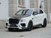 Tư vấn - Mansory tung gói độ mới cho SUV Bentley Bentayga