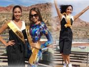 Thời trang - Nguyễn Thị Loan tươi rói, đọ sắc cùng 80 mỹ nữ
