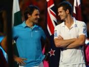 Thể thao - Tin thể thao HOT 13/10: Federer hẹn đối đầu Murray ở châu Phi