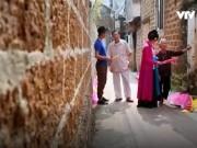 Du lịch - Ngày rực rỡ ở làng quạt Chàng Sơn