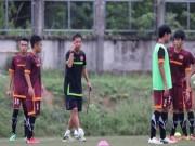 Bóng đá - Đòn tâm lý của ban huấn luyện U-19 Việt Nam