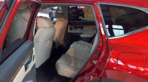 """2017 Honda CR-V ra mắt sớm, làm """"nóng"""" làng SUV - 4"""