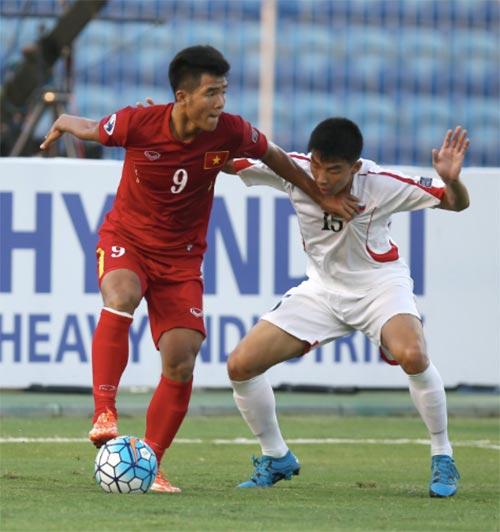 """U19 VN tạo """"địa chấn"""" châu Á, U19 Triều Tiên đổ tại thời tiết"""