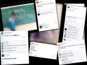 """Công nghệ thông tin - Những status """"Đủ 1.000 Like đốt trường"""" nhan nhản trên Facebook"""