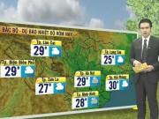 Tin tức trong ngày - Dự báo thời tiết VTV 14/10: Trung Bộ tiếp tục mưa lớn
