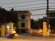 An ninh Xã hội - Phòng chủ tịch huyện bị kẻ gian đột nhập giữa đêm