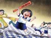 Giáo dục - du học - Lớp trưởng, sao đỏ được trao quá nhiều quyền: Tiếp tay cho bạo lực học đường?
