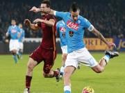 Serie A trước vòng 8: Napoli-Roma đấu nhau  & amp; hành động của Juve