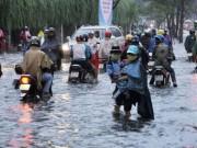 Tin tức trong ngày - TP.HCM: 9 tuyến đường sắp bị ngập dù không mưa