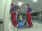 Video Clip Cười - Clip hài: Troll thang máy bá đạo là đây