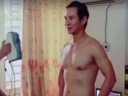 Ca nhạc - MTV - Lý Hải bất ngờ cởi đồ khoe body vạm vỡ ở tuổi 48