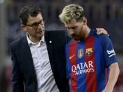 Bóng đá - Tin HOT bóng đá tối 14/10: Barca không mạo hiểm dùng Messi