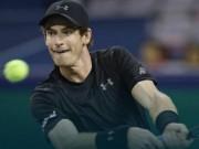 Murray - Goffin: Cuồng phong khó cản (Tứ kết Shanghai Masters)
