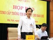 Tin tức trong ngày - Vụ Trịnh Xuân Thanh:Chưa thể công bố kết quả kiểm điểm