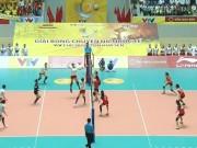 Thể thao - Việt Nam - U17 Trung Quốc: Áp đảo vào chung kết (bóng chuyền VTV Cup)