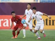 """Bóng đá - U19 VN tạo """"địa chấn"""" châu Á, U19 Triều Tiên đổ tại thời tiết"""
