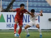 Bóng đá - U19 Việt Nam – U19 Triều Tiên: Chiến công hiển hách