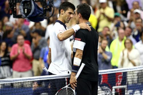 Shanghai Masters ngày 5: Chờ chung kết Djokovic – Murray - 1
