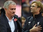 Bóng đá - Liverpool đấu MU: Mourinho không xem Klopp là bạn