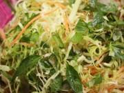 Ẩm thực - Cách muối dưa bắp cải đúng cách ăn chống ung thư